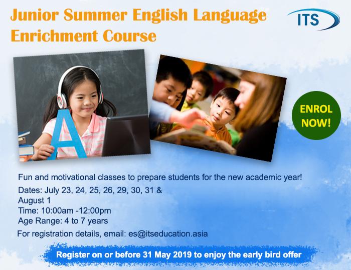 Junior Summer English Language Enrichment Course